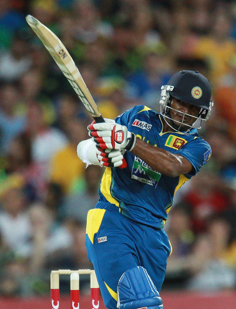 Sri Lanka playing to the gallery?