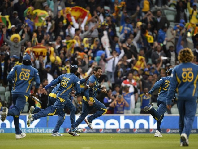 2013: Moments of Spectacles for Sri Lanka