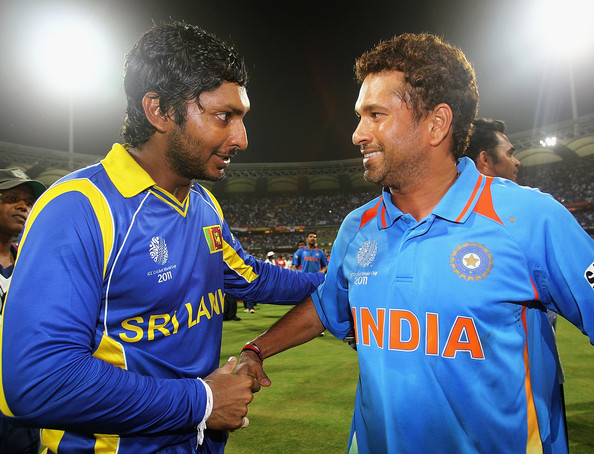 Sanga vs. Sachin in Tests -A Statistical Analysis