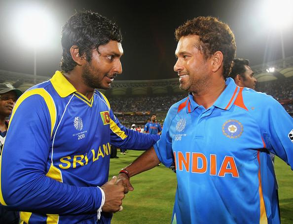 Sanga vs. Sachin in Tests -A Statistical Analysis