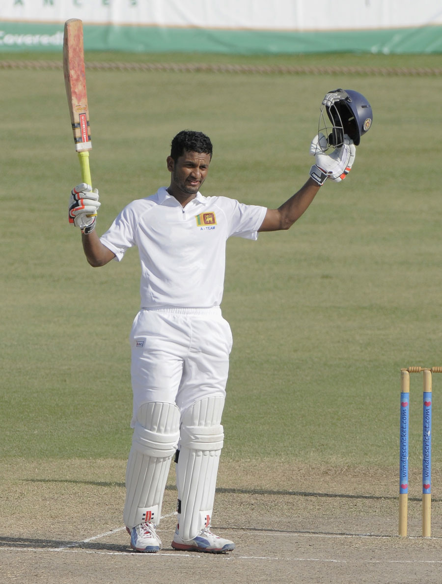 Three Places Up for Grabs in the Sri Lankan Test Side