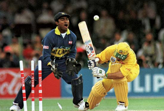 Team history at Cricket World Cup – Sri Lanka (1975-2011)
