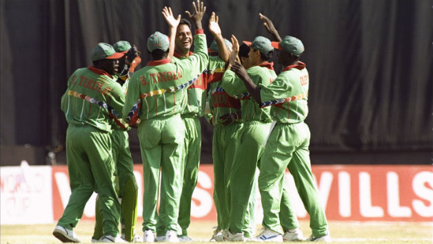Most incredible matches in World Cup history: 4 – Kenya vs West Indies, 1996