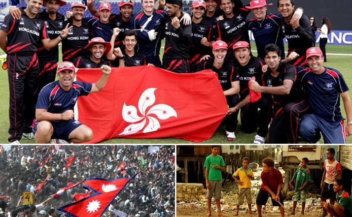 WorldT20 Qualifier: The pretentious Oman and Hong Kong and the hapless Nepal and Papua New Guinea
