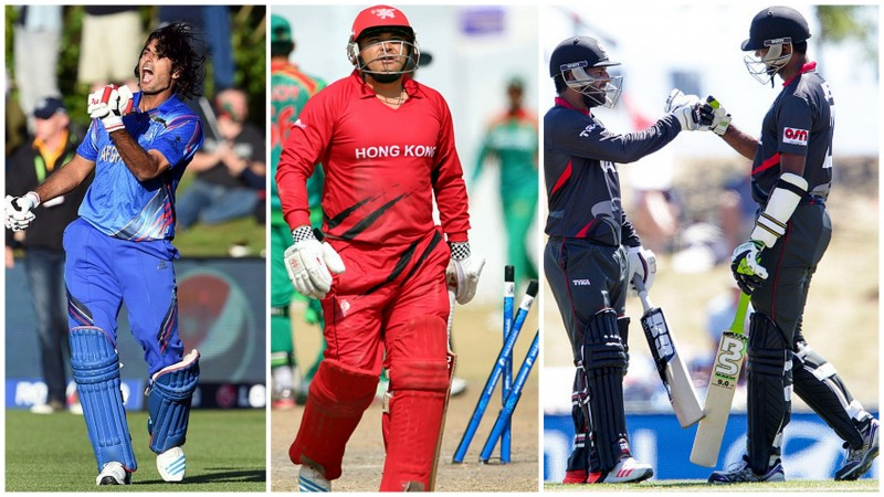 Which Associate Team will qualify for the Asia Cup 2016?