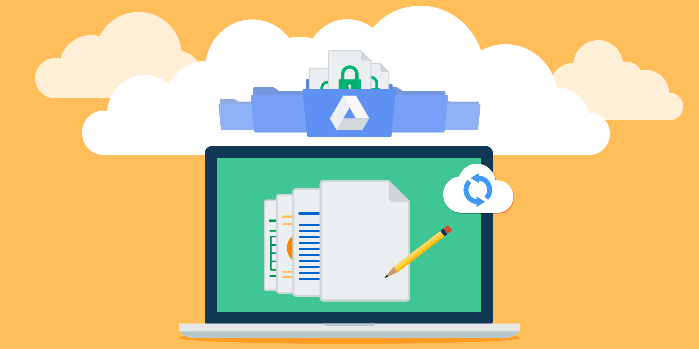 Automatically backing up your files on a web server and uploading them to Google Drive using a Python script