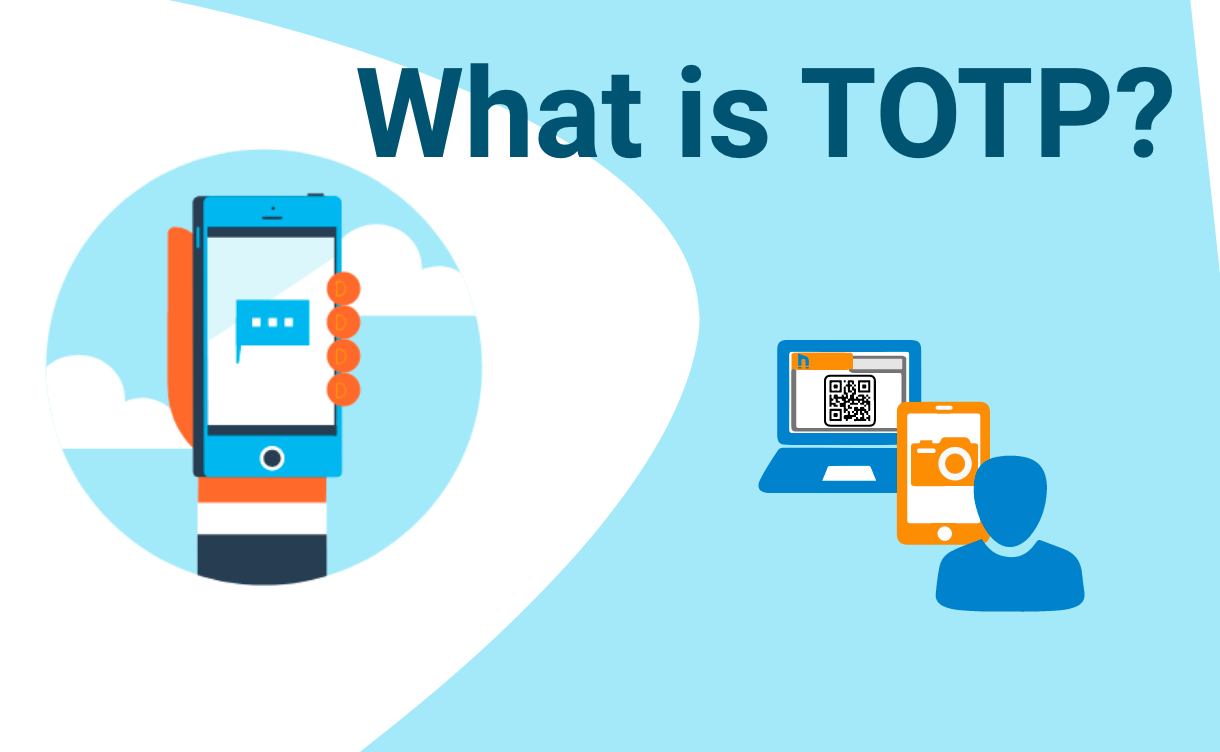 How does TOTP authentication work?
